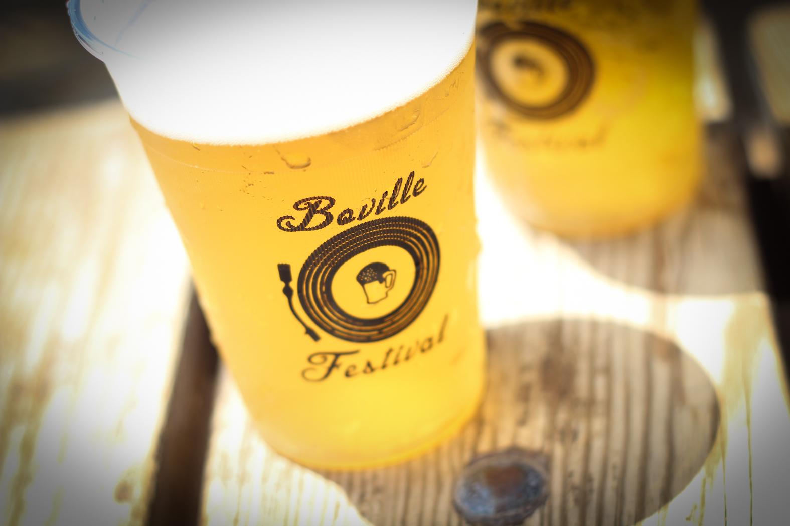 Bicchiere usa e getta per birra personalizzabile R.G.service.